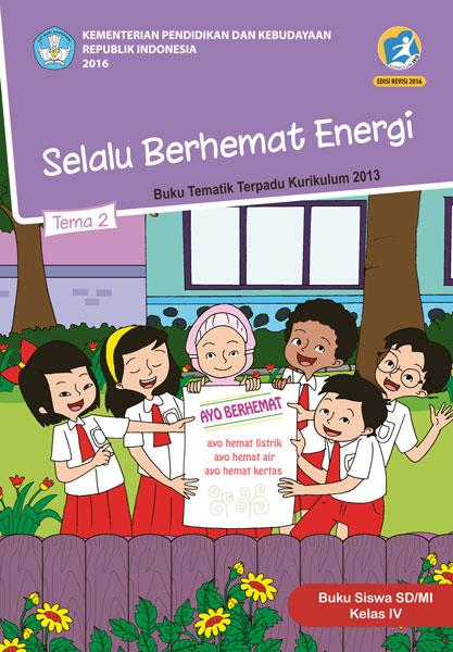 Buku Guru dan Siswa K13 Kelas 4 Semester 1 dan 2 Revisi 2016