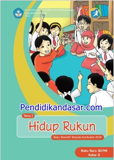 Buku Guru dan Siswa Kelas 2 Kurikulum 2013 Revisi 2014