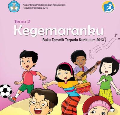 Buku Guru dan Siswa K13 Kelas 1 Semester 1 dan 2 Revisi 2016